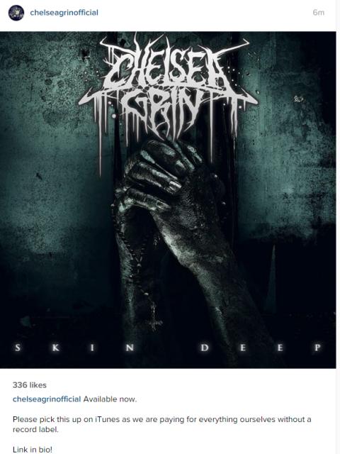 Instagram Post CG
