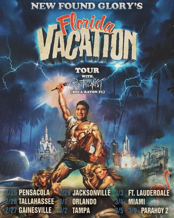 Florida Vacation Tour