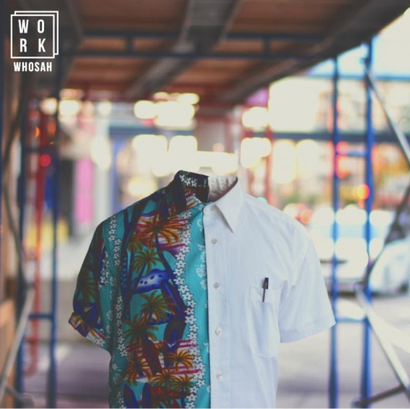 Work [EP] Art
