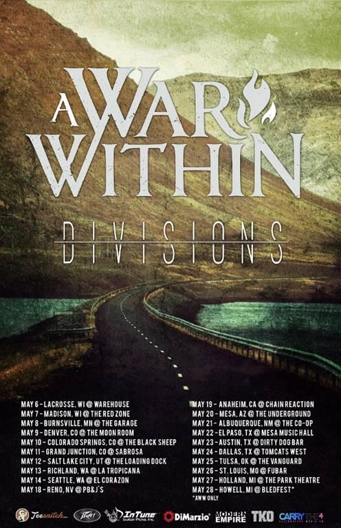 A War Within Tour