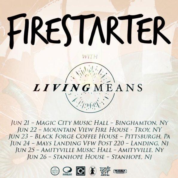 Firestarter Tour