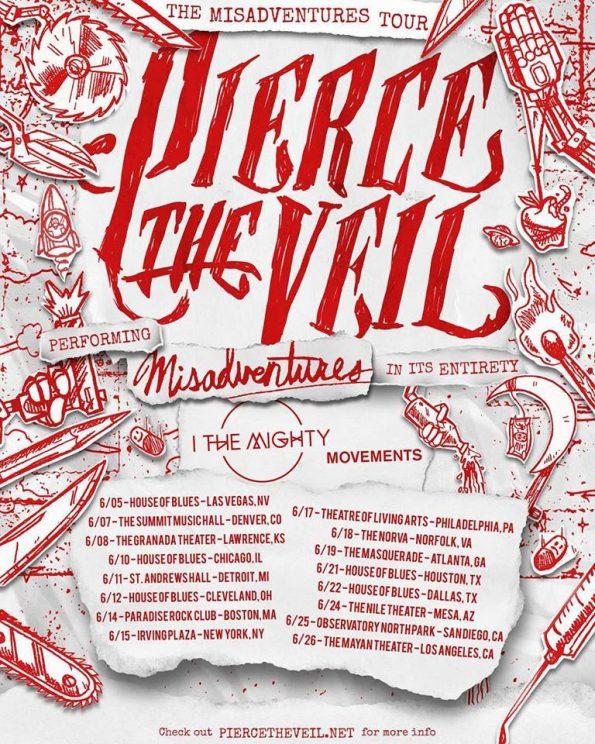 The Misadventures Tour