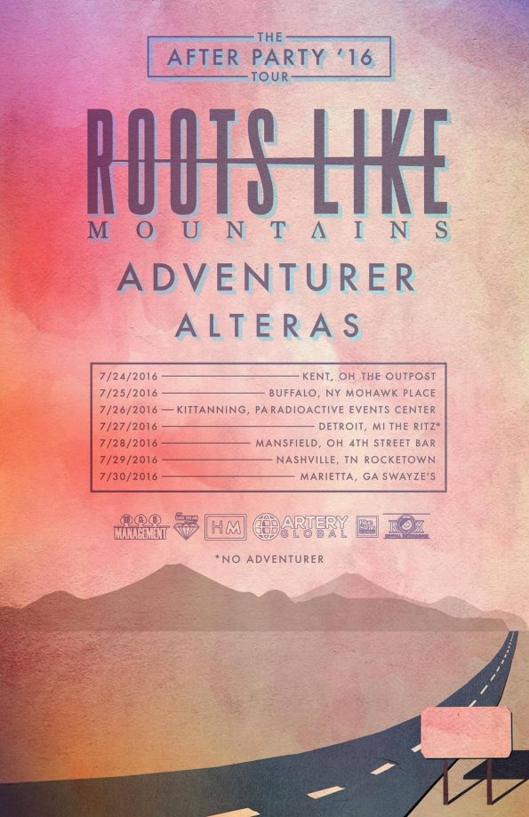 Roots Like Mountains - The After Party Tour