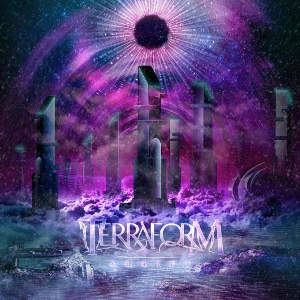 Terraform - Adrift EP Artwork