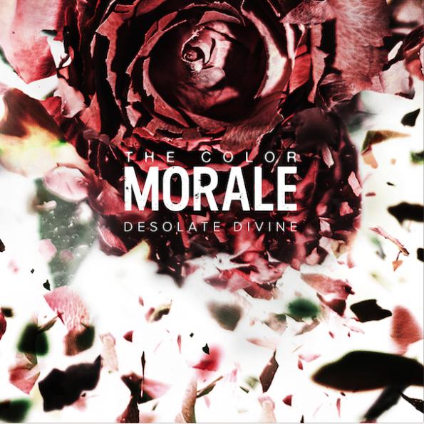 The Color Morale - Desolate Divine Album Art