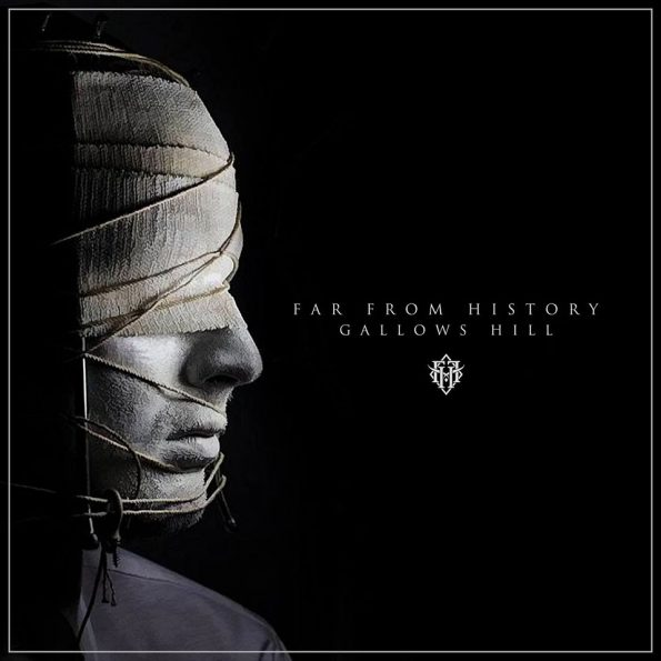 Far From History - Gallows Hill EP Art (2016)