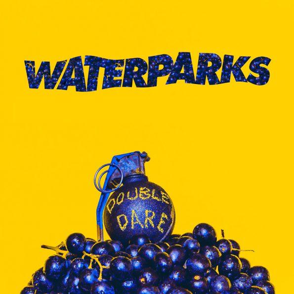 Waterparks - Double Dare Album Art